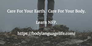 Care For Your Earth:Body